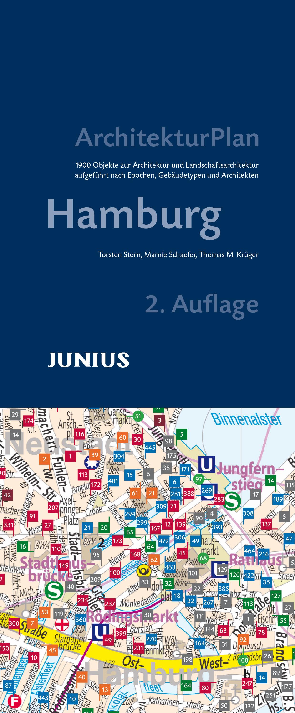 stadtfuehrung hamburg architektur ArchitekturPlan