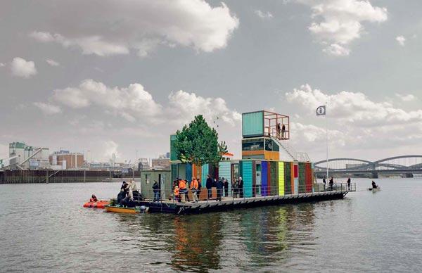 stadtfuehrung hamburg architektur Architektursommer boxbook