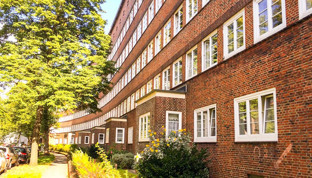 stadtfuehrung hamburg architektur Jarrestadt