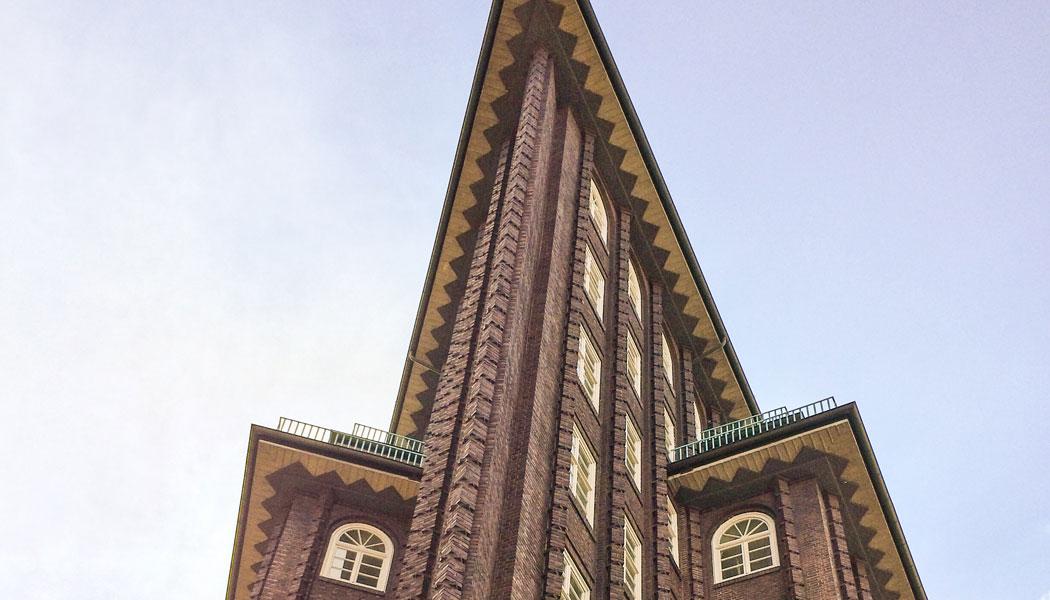 stadtfuehrung hamburg architektur UNESO Weltkulturerbe Chilehaus Fritz Höger