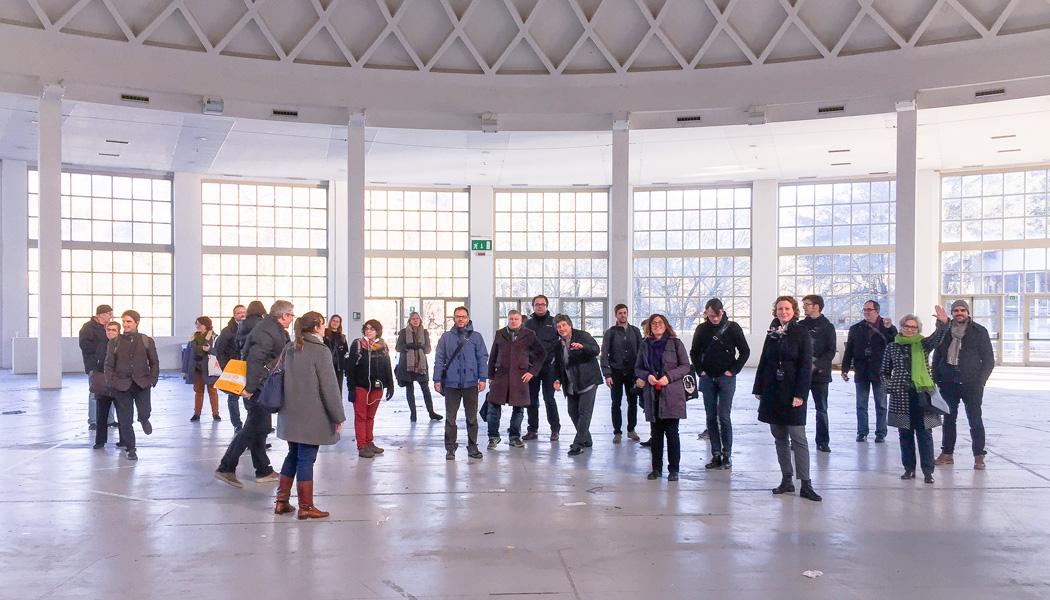 stadtfuehrung hamburg architektur Guiding Architects Turin