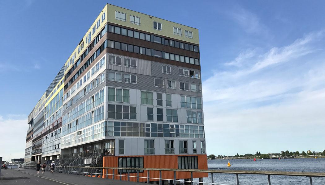 Architekturreise nach rotterdam und amsterdam a tour - Architektur amsterdam ...
