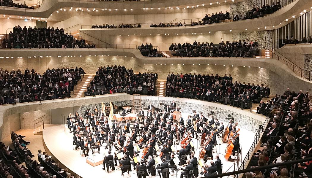 Elbphilharmonie © a-tour