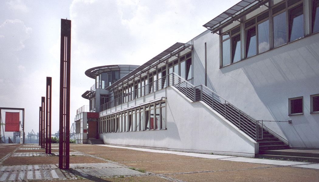 stadtfuehrung hamburg architektur Ottensen Büro GMP