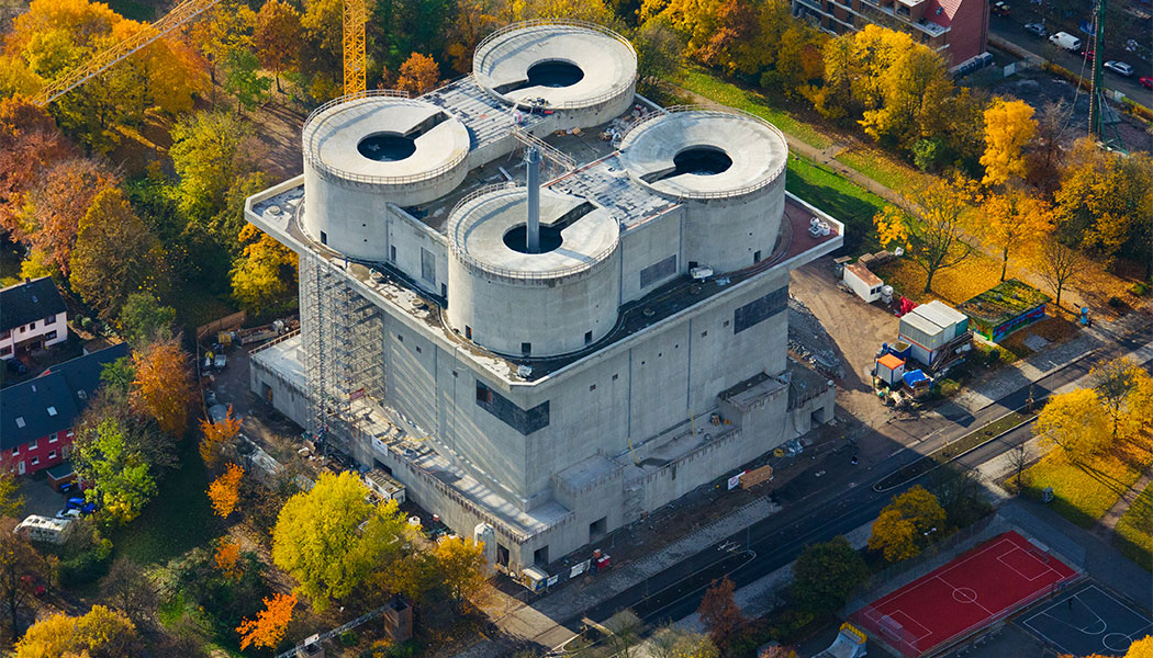 stadtfuehrung hamburg architektur IBA Energiebunker