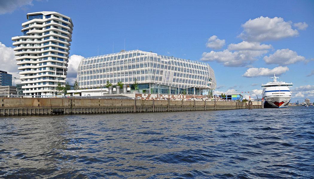 stadtfuehrung hamburg architektur HafenCity Strandkai