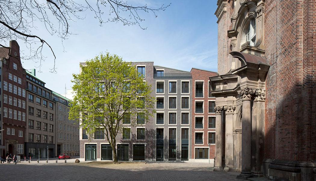 stadtfuehrung hamburg architektur Katharinenquartier KPW
