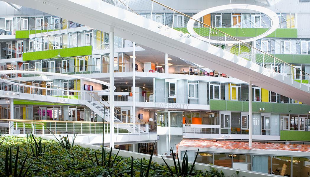 stadtfuehrung hamburg architektur HafenCity Unilever