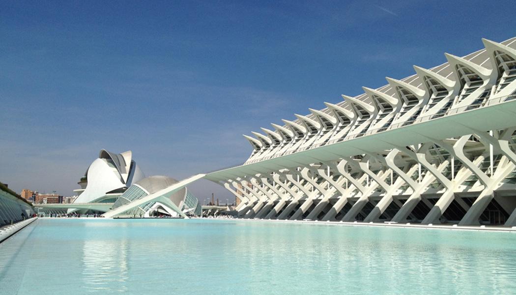 Architekturreise nach Valencia