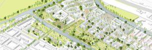 Neues Wohnquartier in Wilhelmsburg