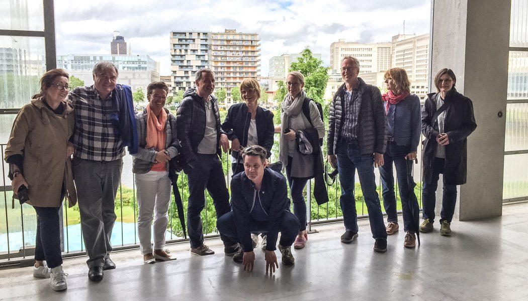 Architekturreise nach Nantes,  Reiseberichte
