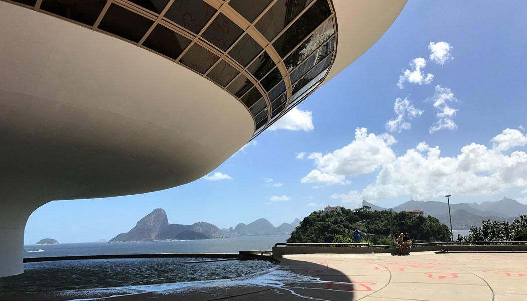 Reiseeindrücke Architekturreise Brasilien,  Reiseberichte