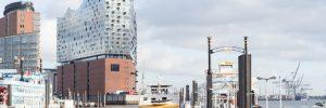 Elbphilharmonie, Architektur Reise Hamburg