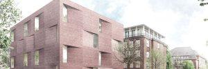 Erweiterungsbau der Hochschule für bildende Künste