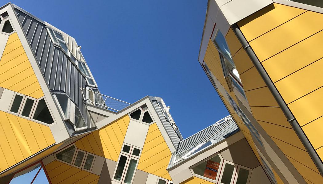 Architekturreise nach Rotterdam und Amsterdam,  Reiseberichte