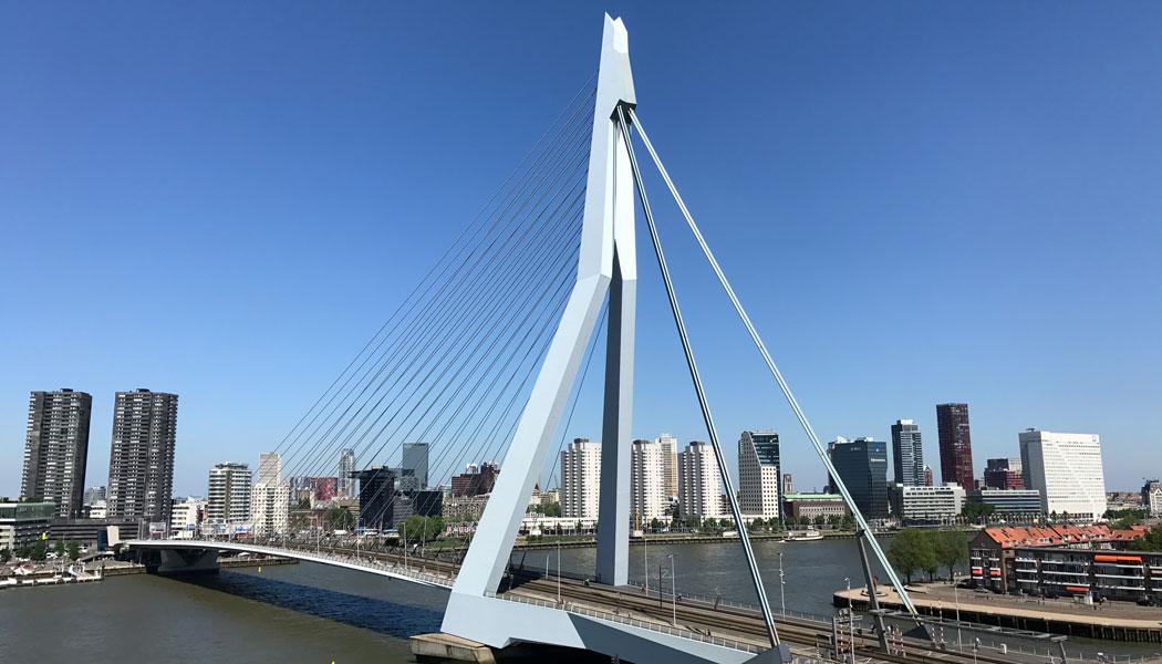 Architekturreise nach Rotterdam und Amsterdam, Reisekooperation mit STO
