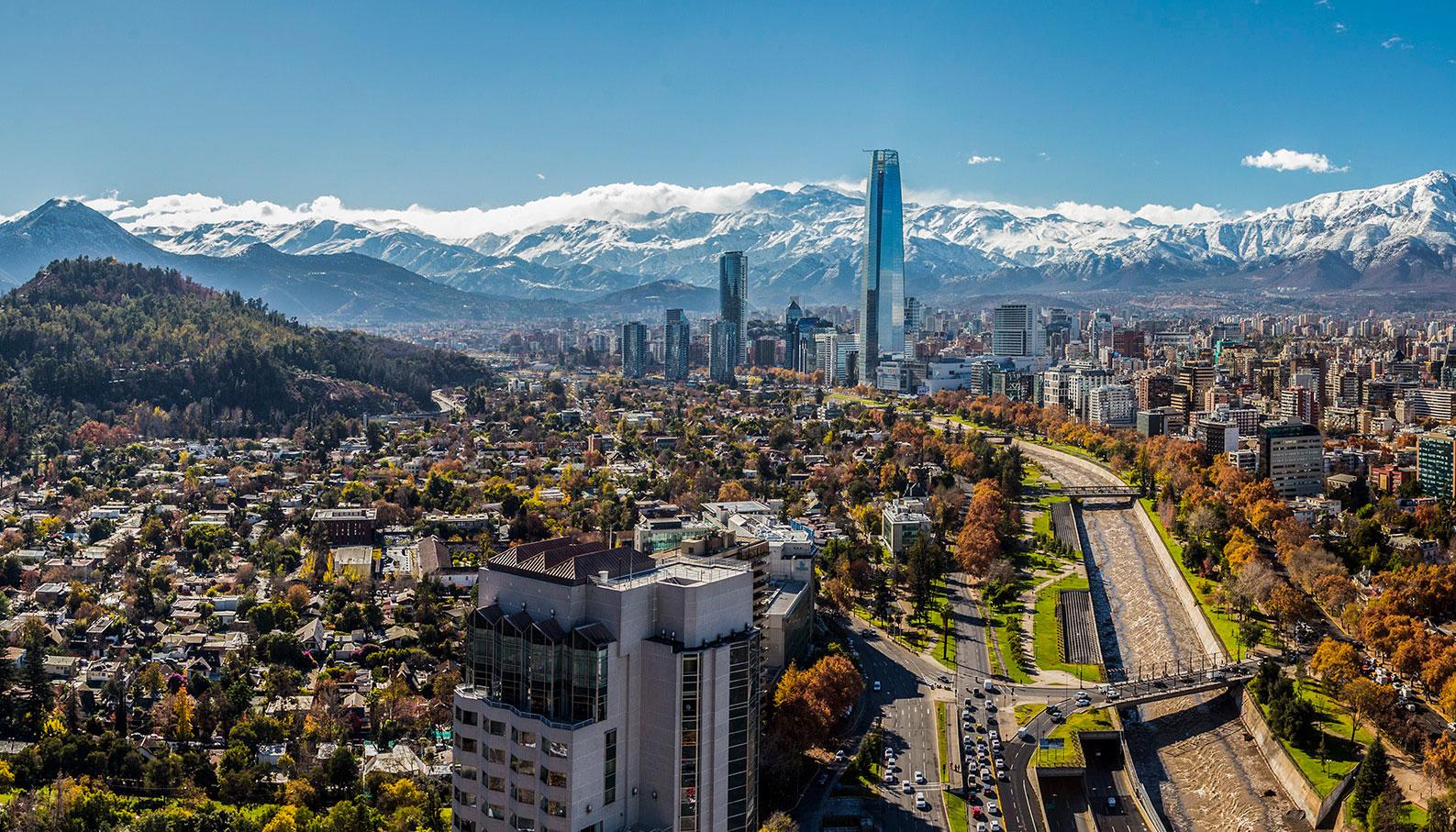 Architekturreise Südamerika, Architekturreisen 2019, Architekturreise Buenos Aires und Santiago de Chile, Architekturreisen 2021