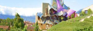 Architektur und Wein in der Rioja