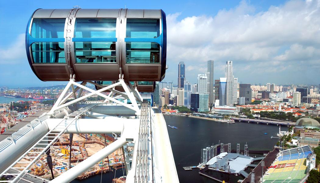 Architekturreise Singapur und Kuala Lumpur, Architekturreise Singapur und Kuala Lumpur 2020, Architekturreisen 2020