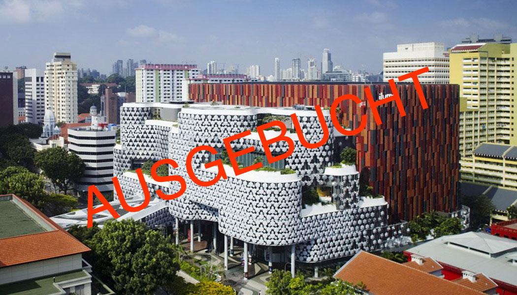 Architekturreise Singapur und Kuala Lumpur