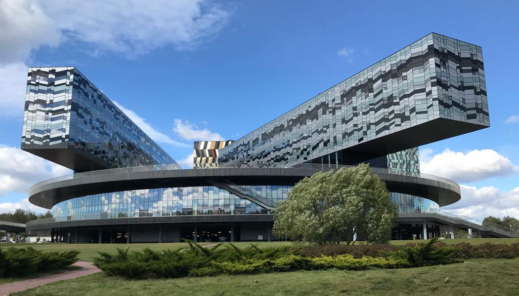 Architekturreise nach Moskau