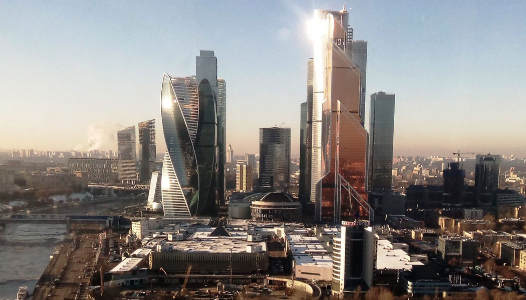 Architekturreise nach Moskau, Video Architekturreise Moskau, Architekturreisen 2020