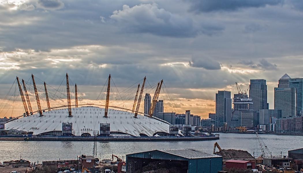 Architekturreise London 2020
