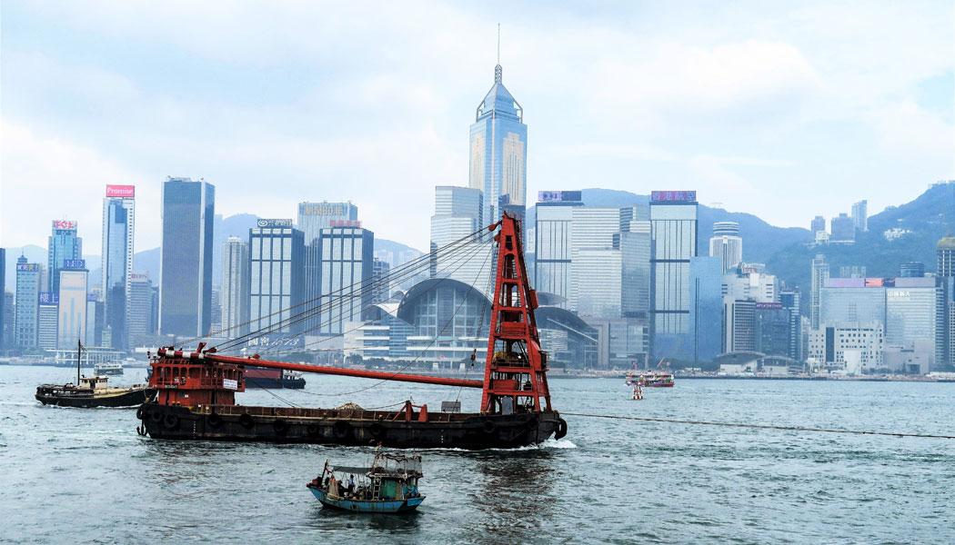 Architekturreisen 2020, Architekturreise Hongkong und Seoul 2020