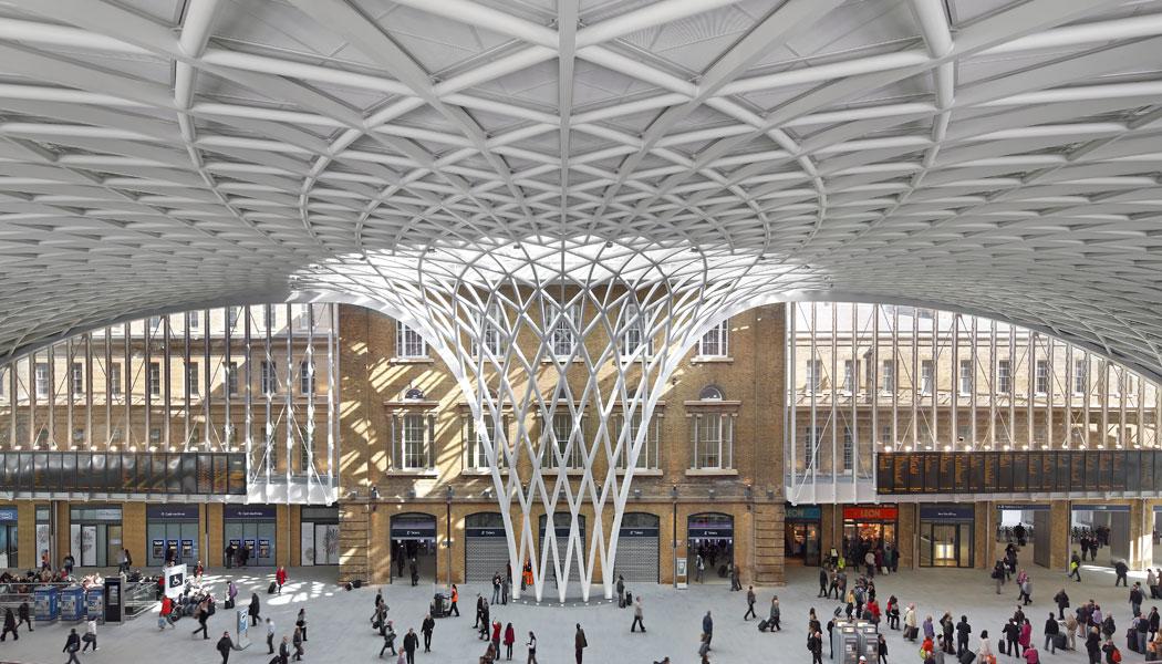 Architekturreise London Mai 2021