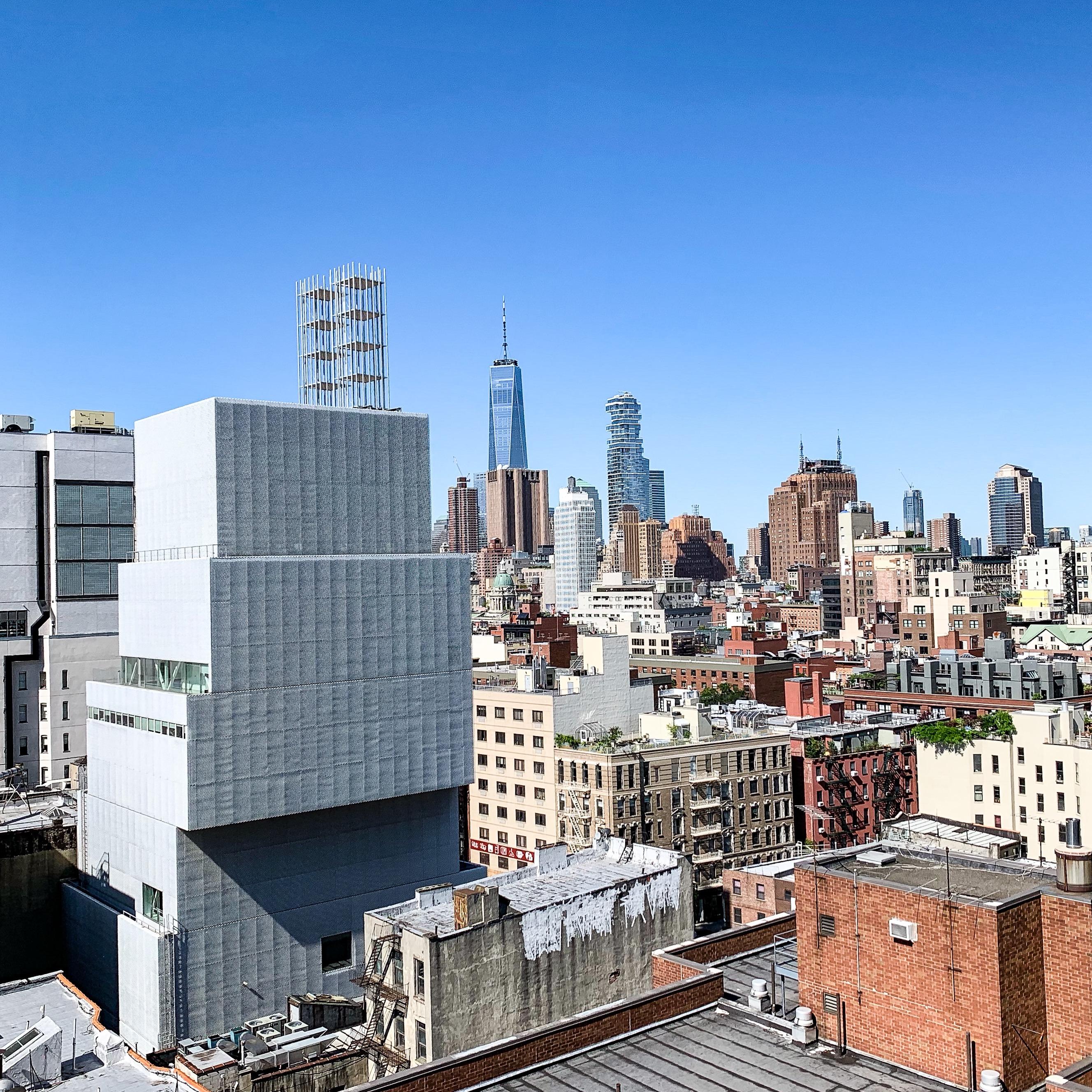 Architekturreise nach New York