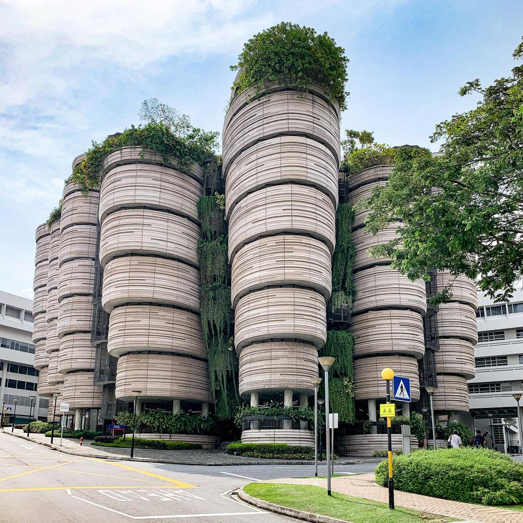 Architekturreise Singapur und Kuala Lumpur /