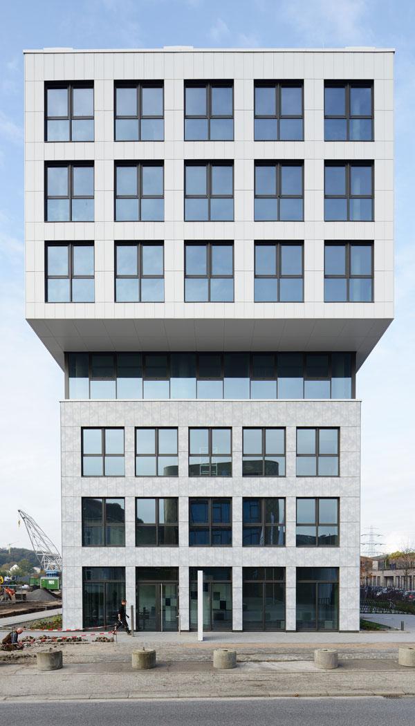Hamburg Innovation Port von MVRDV
