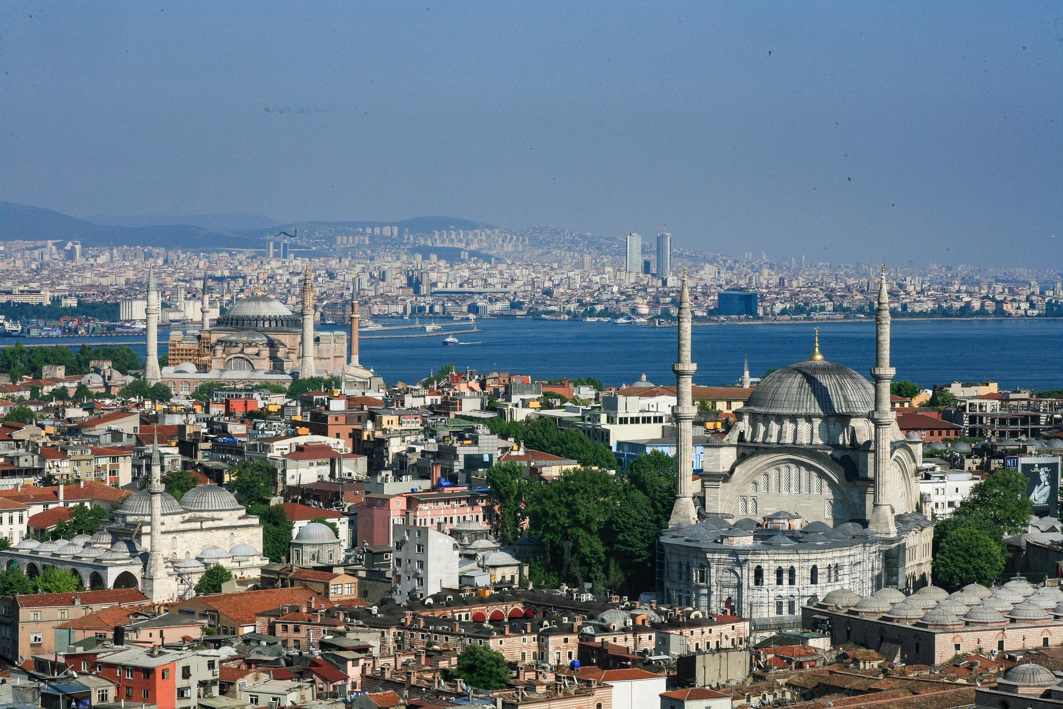 Architekturreise Istanbul