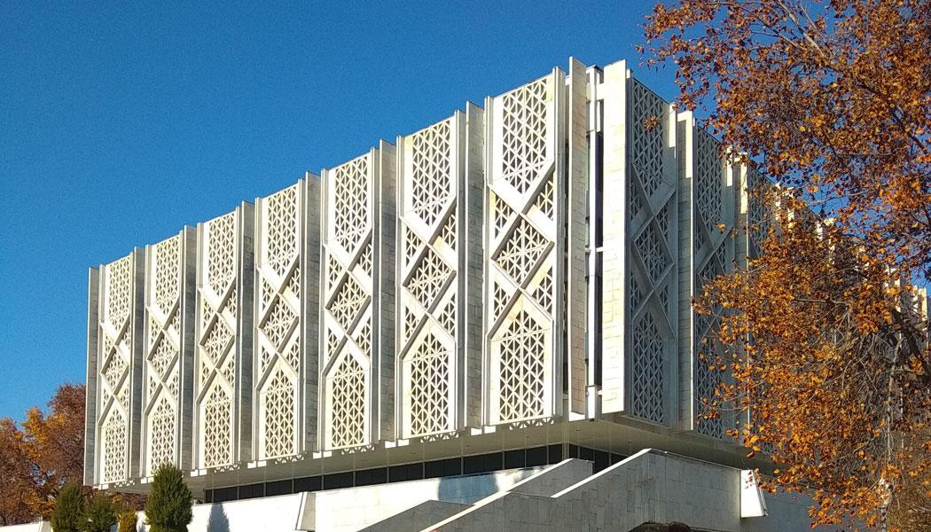 Architekturreise Taschkent