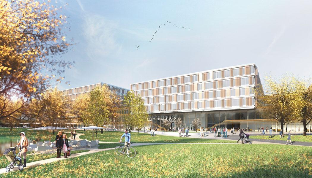 Architekturwettbewerb für das AK Altona
