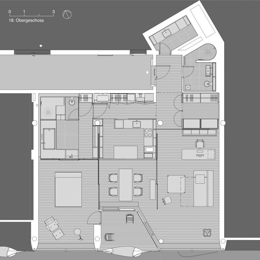 Minimalistic Loft