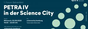 1. Forum Bahrenfeld in der Science City