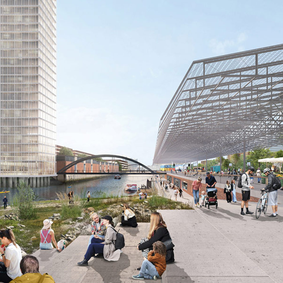 Aktuelle Stadtentwicklung