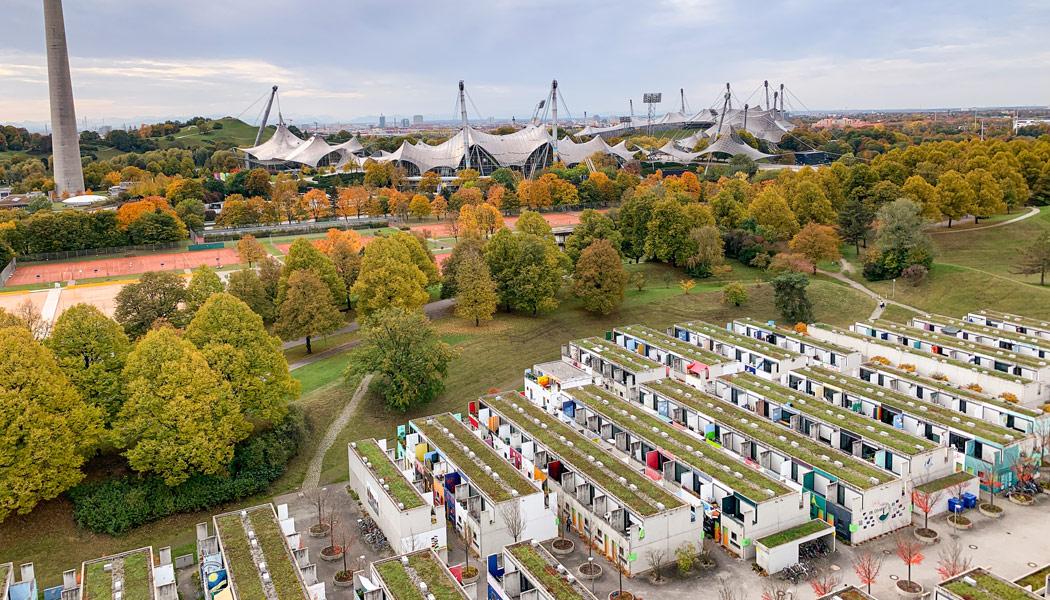Architekturreise München, Reisebericht München Oktober 2020