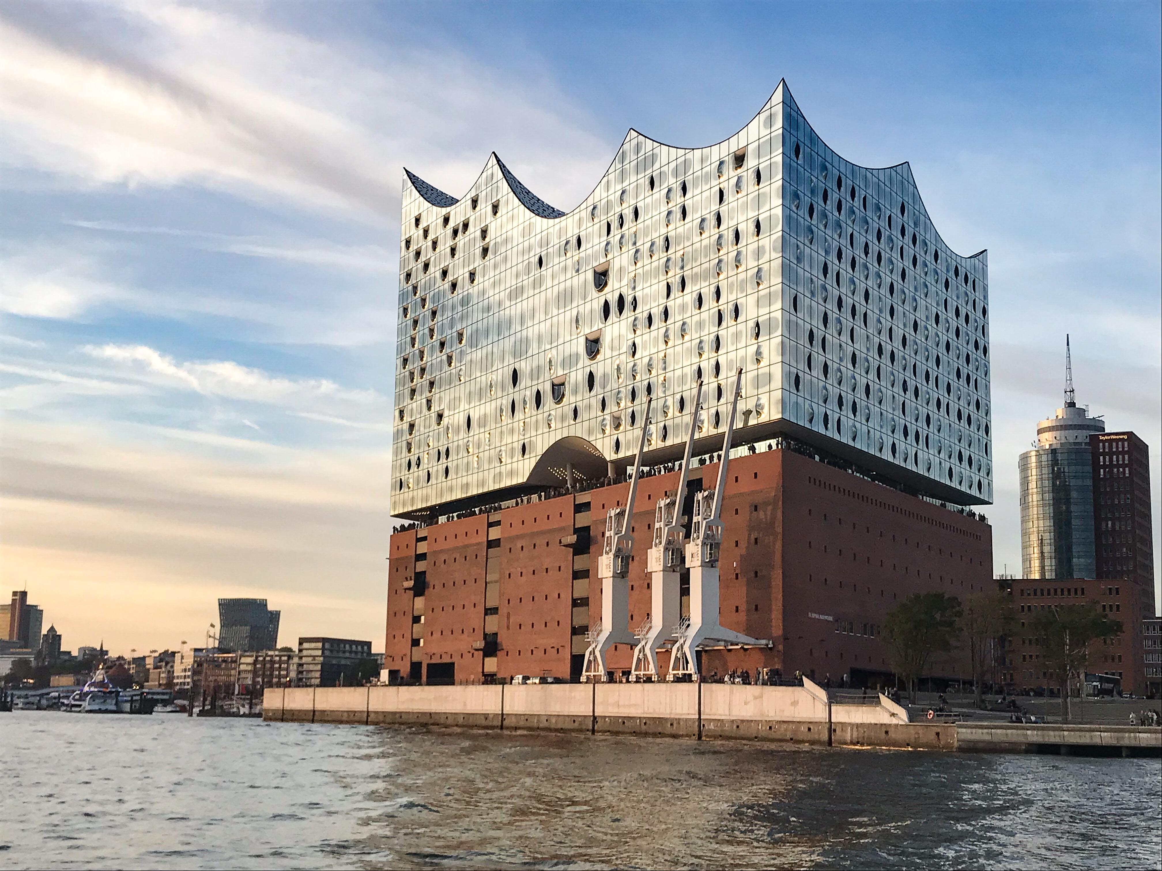 Elbphilharmonie Herzog und de Meuron, Öffentliche Architekturführungen