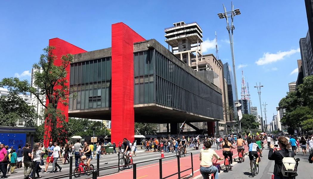 Best of Brazil, Architectural tour program 2017