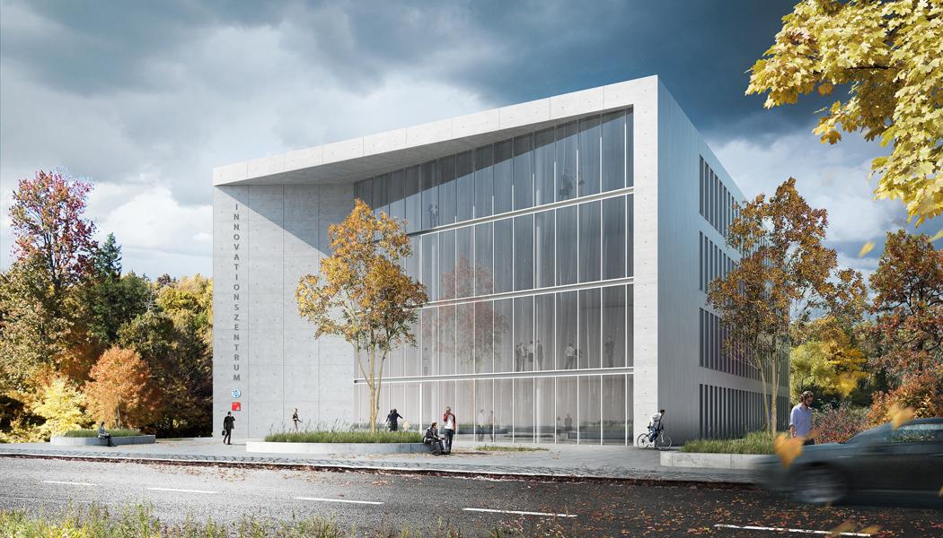 "DESY Innovation Centre ""Start-up Labs Bahrenfeld"""