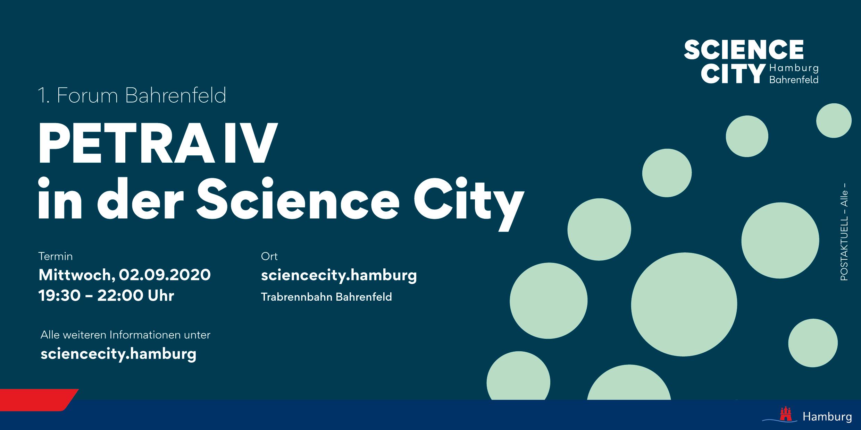 1. Forum Bahrenfeld in der Science City