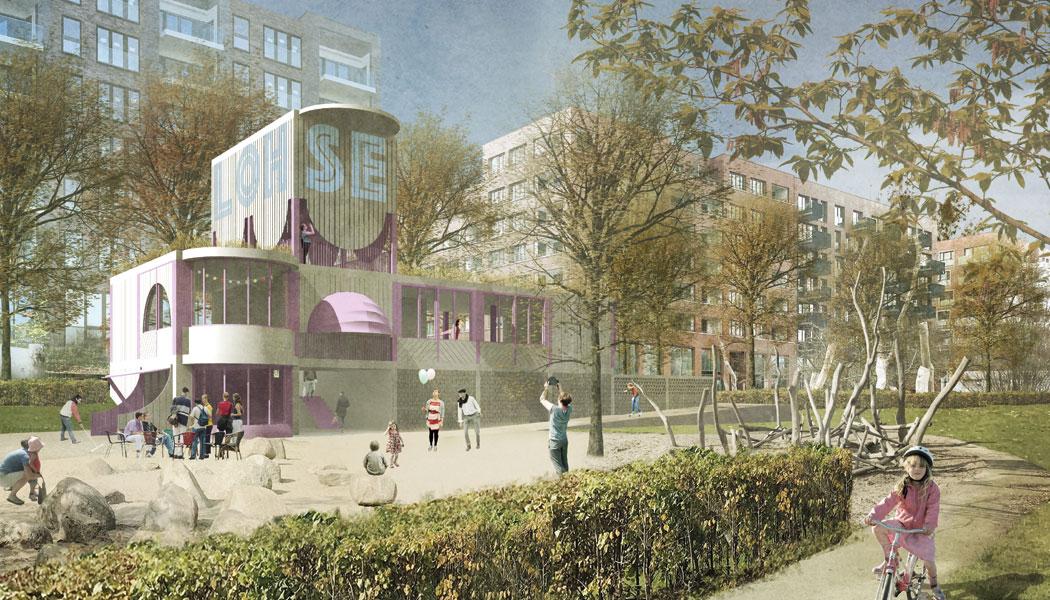 Community House Lohsepark