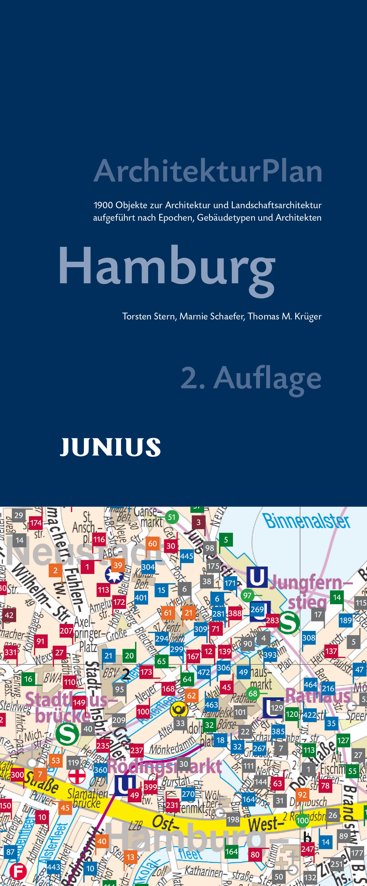 Architektur Plan Hamburg